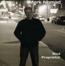 Mark Nomad - Soul Proprietor cd cover