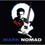 Mark Nomad - Razor's Edge cd cover