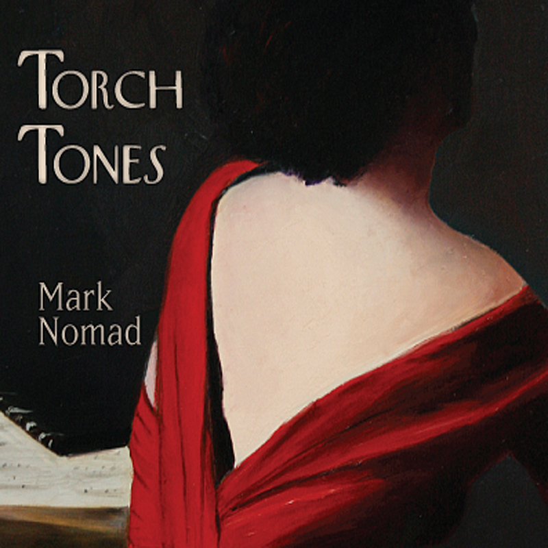 Torch Tones cd cover by Mark Nomad